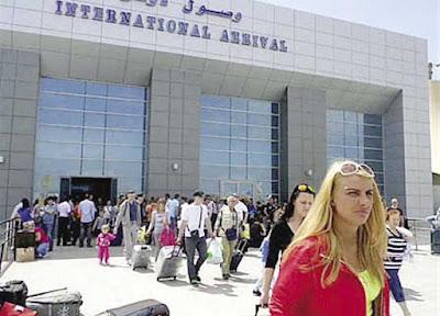 بعد توقف 39 شهرًا  مطار الغردقة يستقبل أول رحلة طيران روسية تقل 220 سائحًا