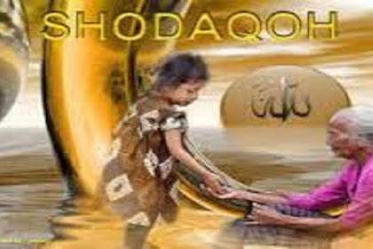 Definisi Shadaqah dan Keagungan yang Dimilikinya