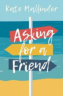 Asking for a Friend by Kate Mallinder cover