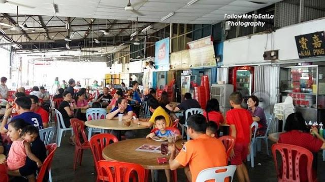 Hawker Centre Along Jalan Gelugor, Klang