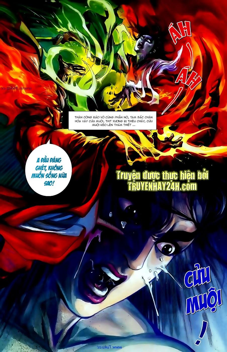 Cơ Phát Khai Chu Bản chapter 99 trang 25