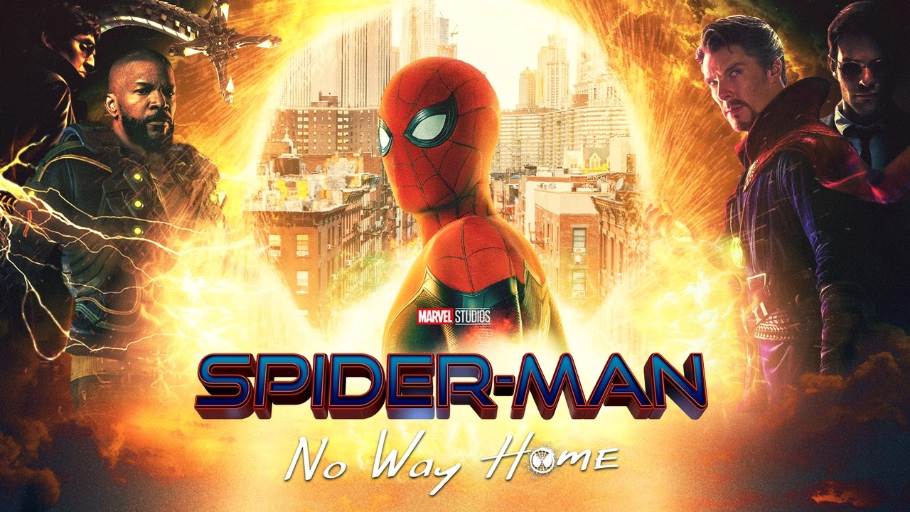 Spiderman No Way Home Trailer Review