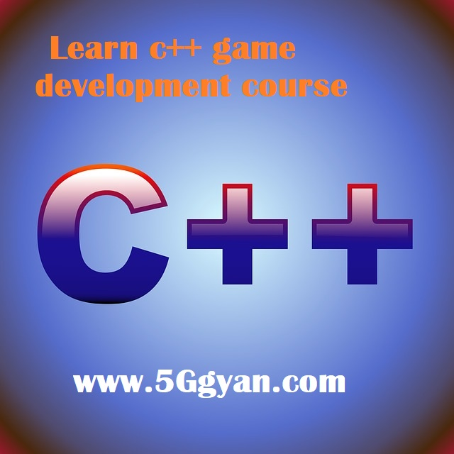 Learn c++ game development course