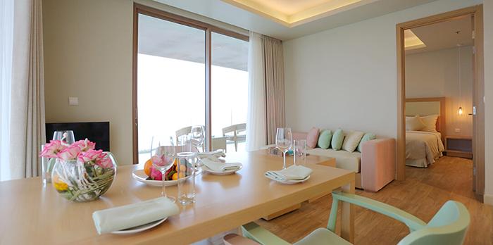 Phòng Family Suite Plus khách sạn FLC Sầm Sơn 02