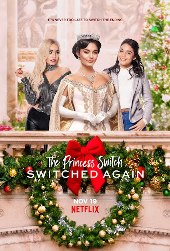The Princess Switch: Switched Again (Web-DL 720p Dual Latino / Ingles) (2020)