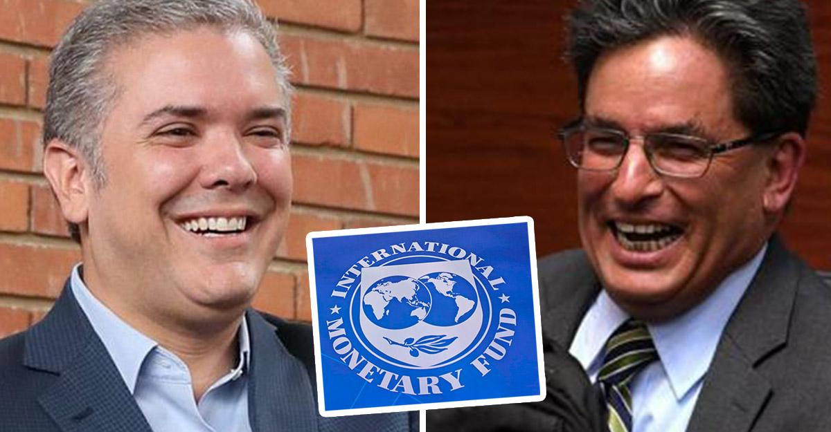 El FMI empeora el pronóstico para la economía colombiana y prevé una menor contracción económica global para este año