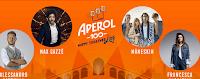 Logo Aperol HappyTogether Live: vinci gratis l'evento musicale di Venezia