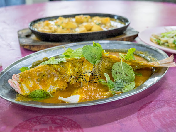How Kee Seafood Village 豪记海鲜村 @ Bukit Tambun, Penang