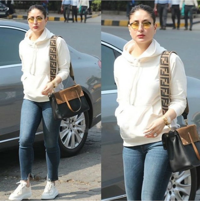 Kareena Kapoor in Casuals