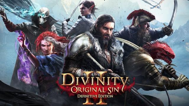 تلقت Divinity Original Sin 2 تحديث 1.03 على PS4 و Xbox One و PC
