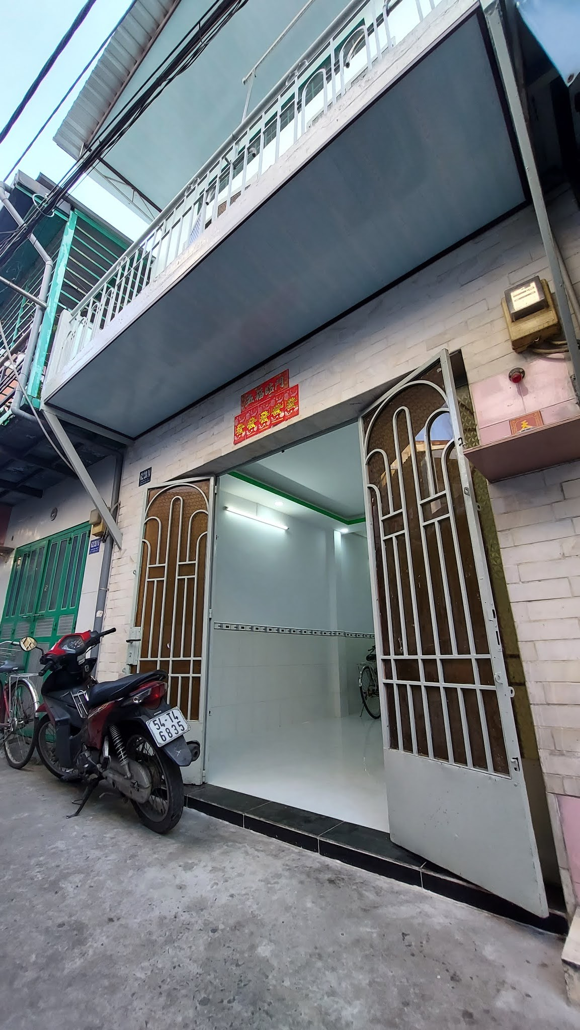 Bán nhà đường số 13A phường Bình Hưng Hòa A quận Bình Tân dưới 3 tỷ
