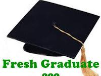 Apa Itu Fresh Graduate & Mengapa diminati Perusahaan ?