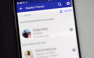 Facebook won't flag your friends on a map anymore