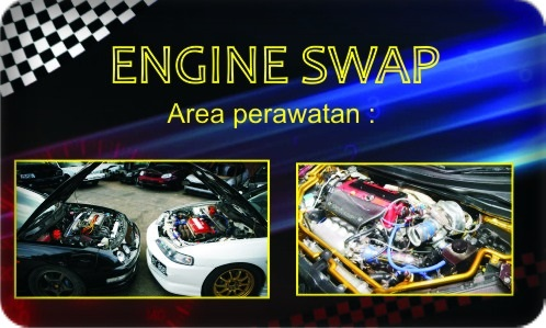 enggine swap