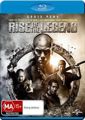 Rise of the Legend (2014) Dual Audio [Hindi – Chinese] 720p BluRay ESub x265 HEVC 790Mb