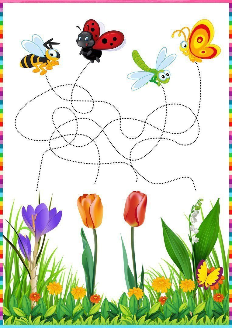 drawing line practice, activities for kids, learning for preschool