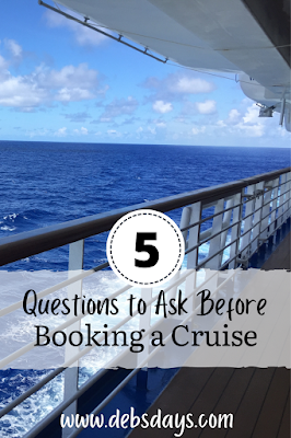 5 questions to ask yourself before booking a cruise vacation