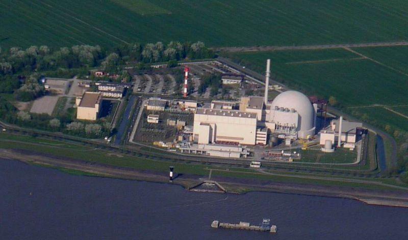 kernkraftwerk brokdorf leistung
