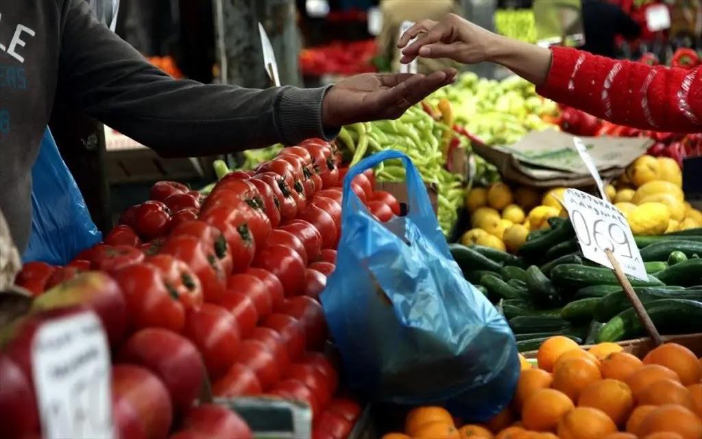 Καταρρέουν Οι Λαϊκές Αγορές (ΒΙΝΤΕΟ)