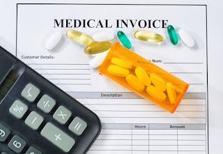 bills for medicine