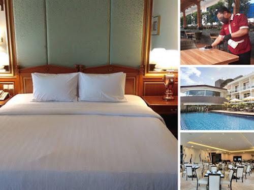 protokol hotel terbaru