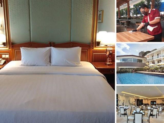 Protokol Kesehatan di Hotel dan Penginapan dalam Keputusan Menteri Kesehatan Terbaru