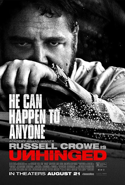 Sinopsis Film Unhinged (2020) - Russel Crowe, Jimmi Simpson