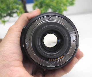 Jual Lensa Canon EFS 15-85mm IS USM