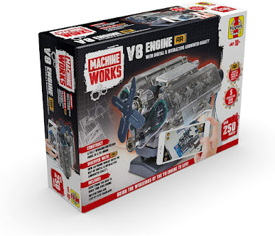 Haynes Machine Works V8 Engine AR