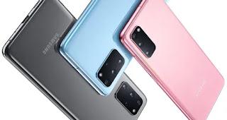 Peluncuran Samsung Galaxy S20 dan Galaxy S20 Plus dengan peningkatan yang signifikan