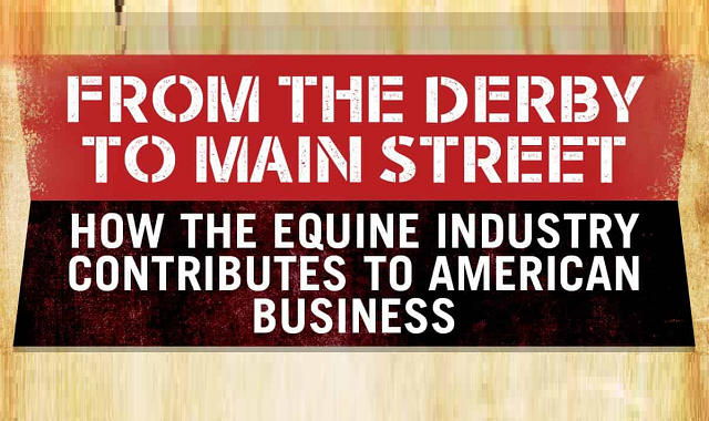 Equine industry and its huge impact on the American economy