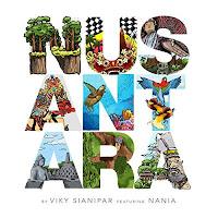 Lirik Lagu Viky Sianipar Nusantara (feat Nania)