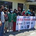Polres Tebo Fasilitasi Mahasiswa dan Komunitas Salurkan Bantuan Kepada Korban Banjir