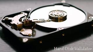 برنامج, لكشف, الأخطاء, والقطاعات, السيئة, (باد, سيكتور,) للهارد, ديسك, وتصليهحا, Hard ,Disk ,Validator