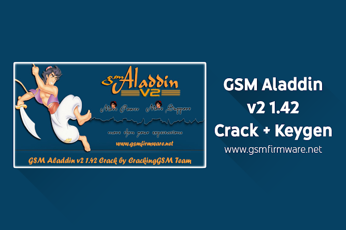 GSM Aladdin v2 1.42 Crack by CrackingGSM Team