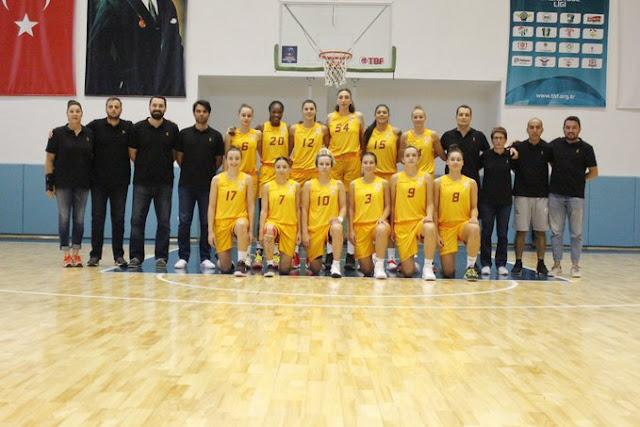 Kadın Basketbol | Botaş Cup'ta ilk galibiyetimizi aldık...