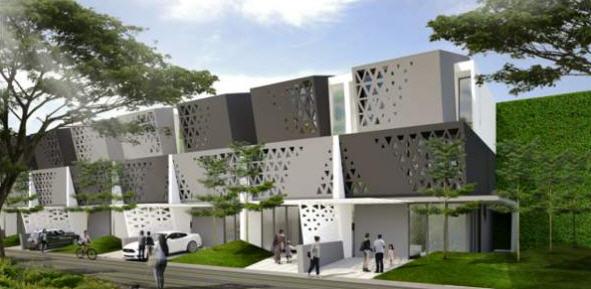 Penta Park Residence Joglo