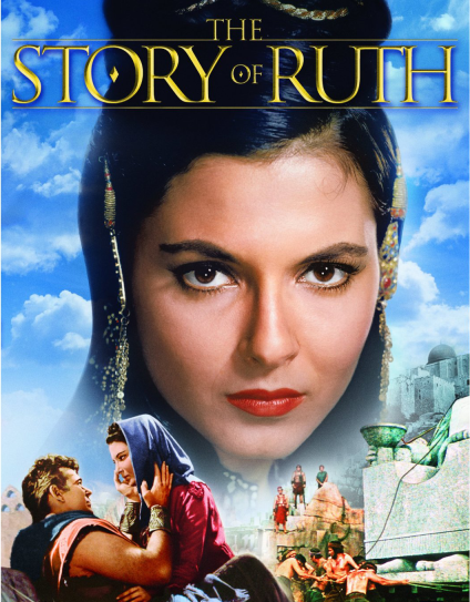The Story of Ruth [1960] [DVD9] [NTSC] [Latino]