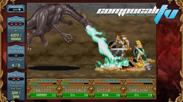 Dungeons & Dragons Chronicles of Mystara PC Full Español