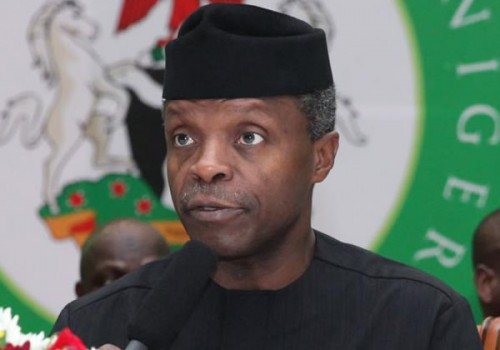 Democracy day: Read the full speech of the Acting President Yemi Osinbajo as he addresses the nation this morning.
