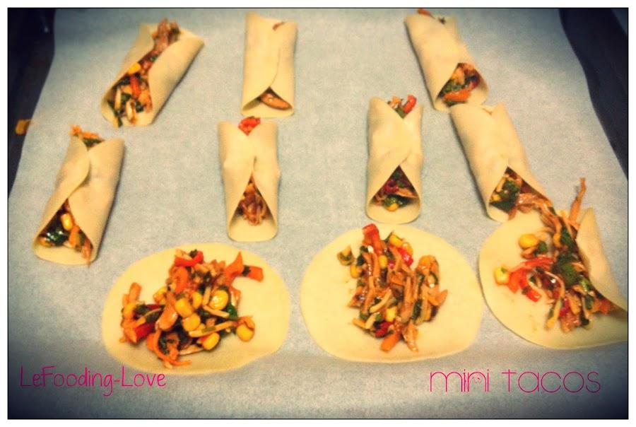tacos, horneados