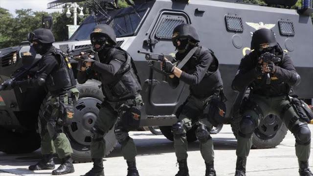 """Venezuela instala """"comandos antigolpe"""" en todo el país"""