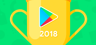 Google best app movie game 2018