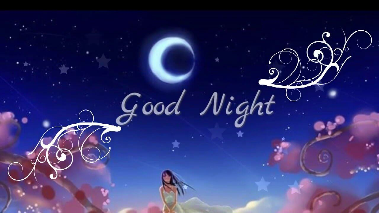 Good night image 2019