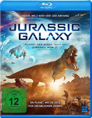 Jurassic Galaxy  [2018] [BD25] [Latino]