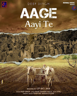 Aage Aayi Te Deep _ DjPunjab