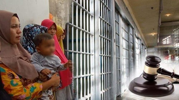 Dihukum Terkait Kasus ITE, Perempuan di Aceh Bawa Bayi 6 Bulan ke Bui