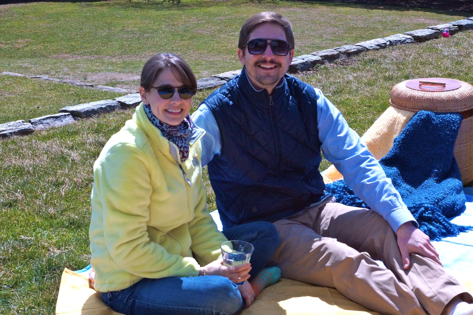 Fashionably Festive Picnic In The Country
