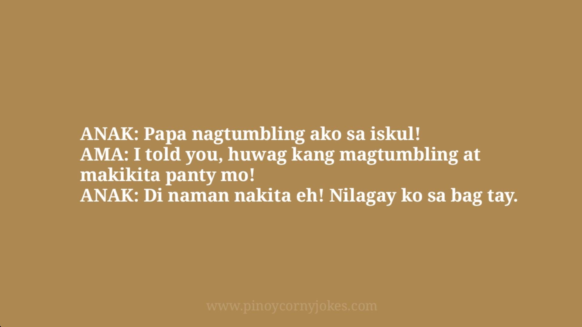 tumbling best tatay pinoy jokes 2021