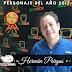 Hermán Pargas se alza como Personaje del Año 2017